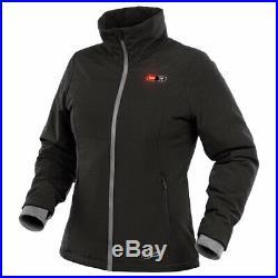 Milwaukee 232B-20L M12 Women's Heated Softshell Jacket Only Large, Black