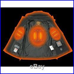 Milwaukee Performance Men's Soft Shell Heated Jacket With Detachable Hood MPM1767