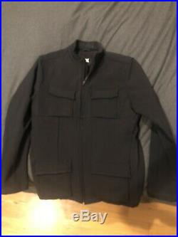 Mission Workshop The Solo Worn 7x Mens Large Softshell Schoeller $485