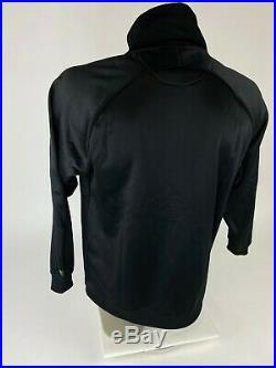 Monster Energy Soft Shell Mens Full Zip Jacket Large Murray Bros Charity Golf