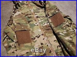 MultiCam PCU Level 5 Soft Shell Jacket LARGE DEVGRU SOF