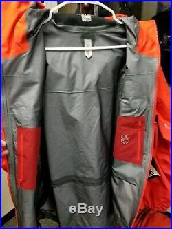NEW ARC'TERYX ALPHA SV Men's GORE-TEX Pro with N80p-X DWR JACKET Size XL