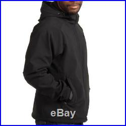 NEW THE NORTH FACE APEX ANDROID HOODIE JACKET TNF Black Mens Medium