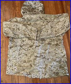 NWOT Patagonia AOR1 Level 5 Military Jacket Soft Shell XLarge/Regular (M)