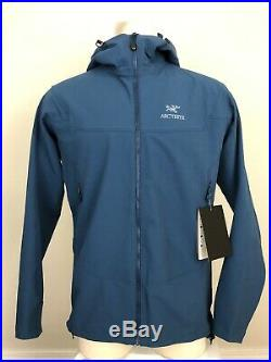 NWT Arc'teryx Gamma LT Hoody Soft Shell Jacket Men's Odyssea Green Sz M