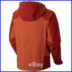 New $270 Mens Mountain Hardwear Isomer Soft Shell Jacket