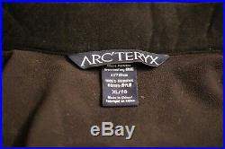New Arcteryx Gamma MX Jacket XL Black NWOT Unworn