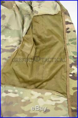 New PCU ORC Industries Gen III Level 5 USGI Multicam Soft Shell Jacket Medium