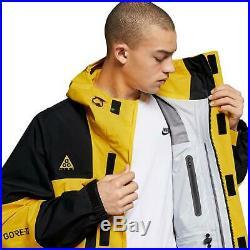 Nike ACG GORE-TEX Full Zip Hooded Waterproof Jacket Size 2XL BQ3445-728 $500