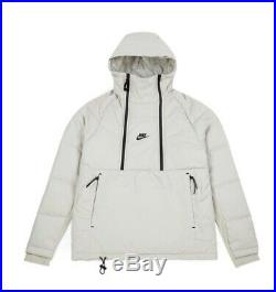 Nike Sportswear Tech Pack Jacket Anorak Light Bone Sz XL Thermore