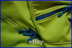 Norrona Trollveggen Flex3 Soft shell Technical jacket Men's size M Genuine