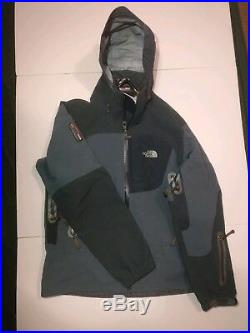 North Face Sedition Gore-tex Technical Soft Shell Jacket Medium Summit Series
