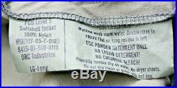 ORC Industries PCU L5/Level 5 Soft Shell Jacket Large Long DEVGRU SOF A-55
