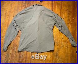 ORC Industries PCU L5/Level 5 Soft Shell Jacket Large SOCOM SOF