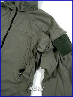 ORC Industries PCU L5 Level 5 Soft Shell Jacket Size Large U. S. Navy SEAL DEVGRU