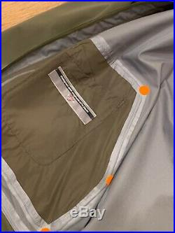 PARAJUMPERS Soft Shell Waterproof Yakumo Jacket Coat Green 2XL XXL RRP £359