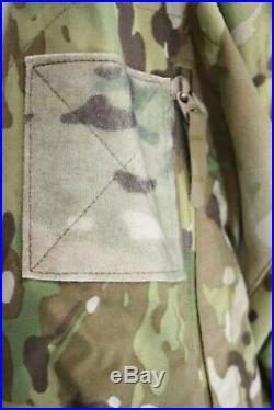 PATAGONIA PCU Level 5 Multicam Soft Shell L5 Jacket LARGE REGULAR SEAL SOCOM CAG