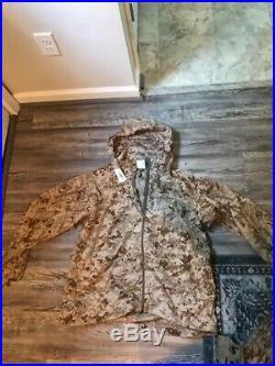 Patagonia AOR1 Level 5 L5 PCU Soft Shell Jacket LG REG DEVGRU SEAL NSW SOF