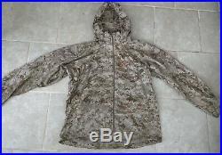 Patagonia AOR1 Level 5 Military Jacket Soft Shell Medium Regular SEAL DEVGRU NSW