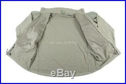 Patagonia Alpha Grey XLarge Long Soft Shell Level 5 Combat Jacket Coat L5 PCU