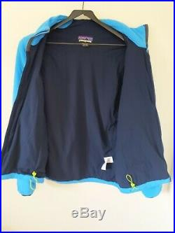 Patagonia Blue Mens Nano Air Jacket, Size Medium, Excellent Condition