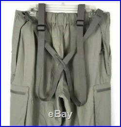 Patagonia Level 5 Softshell Pants (Trousers) And Jacket Gen II MILITARY