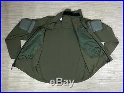 Patagonia Mars Slingshot Jacket Alpha Green Men Medium Soft Shell Level 5 DEVGRU