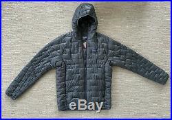 Patagonia Men's Micro Puff Hoody Grey NEW