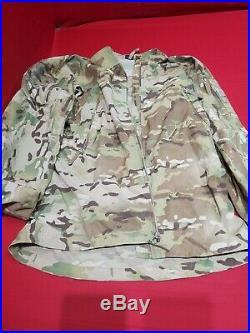 Patagonia Multicam SMALL REGULAR Soft Shell Level 5 Combat Jacket Coat L5 PCU