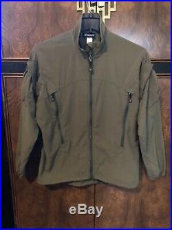 Patagonia Soft Shell Military Level 5 Jacket Mens Medium Regular