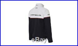 Porsche Motorsport Hugo Boss Men's Soft Shell Jacket Black White Motorsport