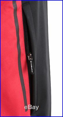 Porsche Motorsport men's functional softshell jacket soft shell black