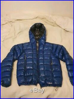 RAB infinity Jacket Qdn-34. Medium Electric Blue