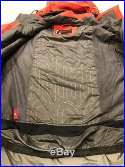 Spyder Full Zip Down Men's Ski Snowboarding Jacket Size XL