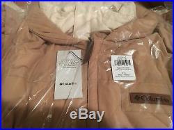 Star Wars Luke Skywalker Echo Base Columbia Jacket Large #306/1980