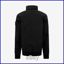 Stone Island Soft Shell-R Jacket with Primaloft Insulation Black