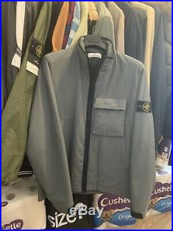 Stone Island Soft Shell R Primaloft jacket XL