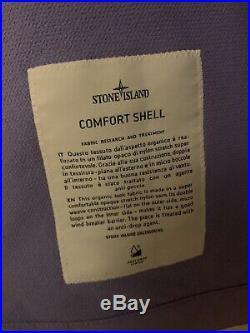 Stone island soft shell jacket Medium