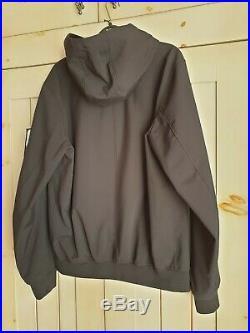 Stone island soft shell r jacket