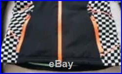 Sweaty Betty Exploration Ski Jacket XS Black/multi Fur Hood