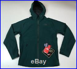 The North Face Men's Apex Flex Goretex Jacket Green Large $229 NEW