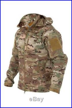 VALHALLA Soft Shell Jacket Multicam