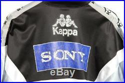 Vintage Kappa Jeventis Soccer Team Jacket