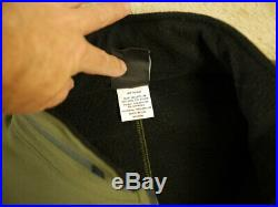 Wild Things Tactical Soft Shell Jacket 1.0 - OD Green - Size Medium