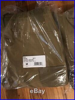 Wild Things WT Tactical Soft Shell SO 1.0 Pants Jacket Hybrid Crye Coyote Small
